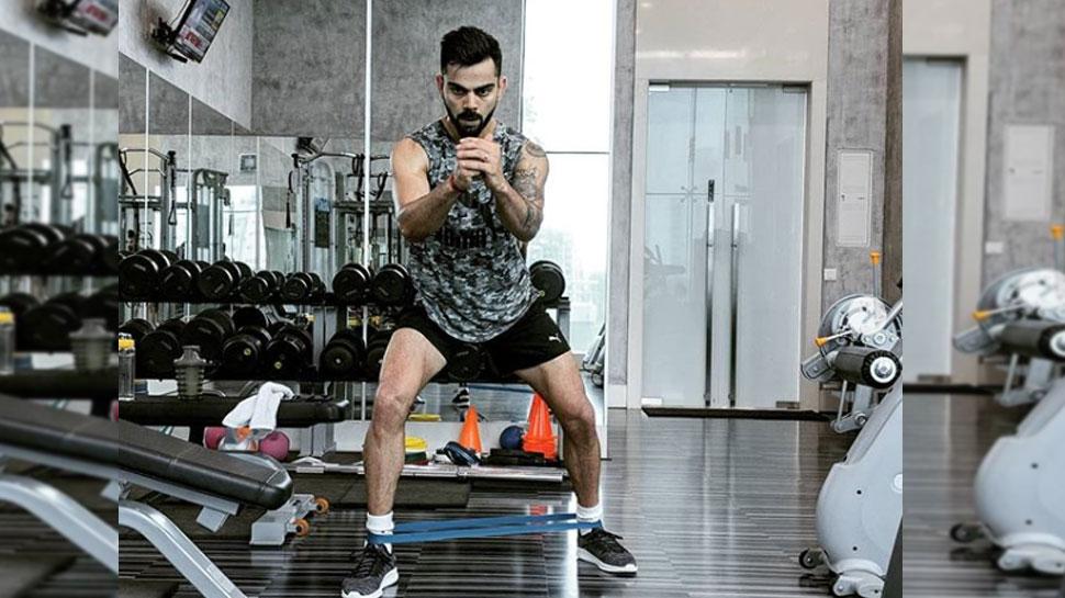Fitness and Health freak Virat