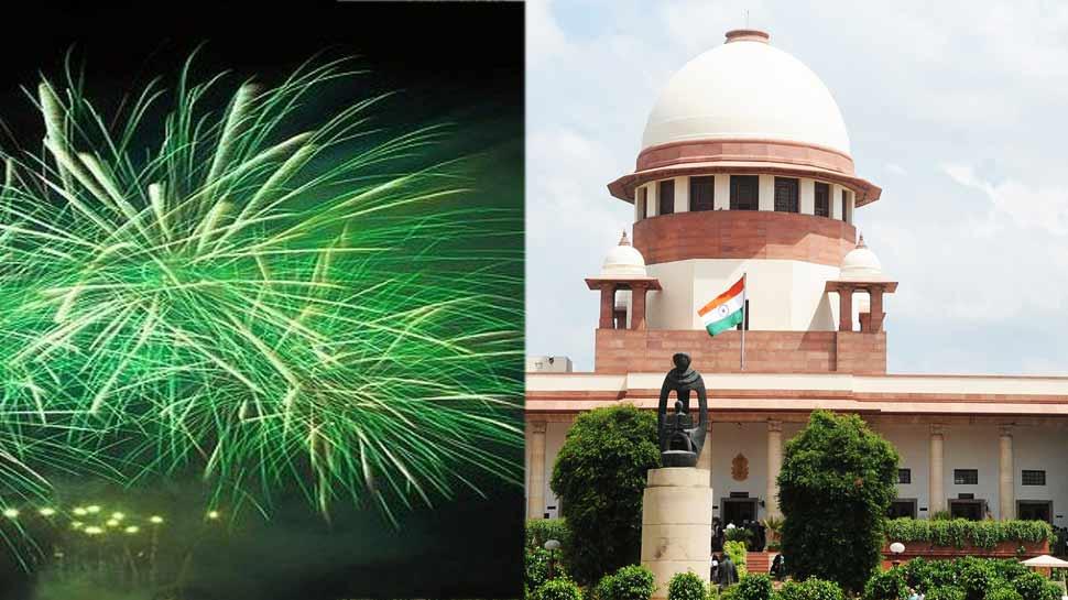 SC ने दिया ग्रीन पटाखों के इस्तेमाल का आदेश, क्या दिल्लीवालों की दिवाली हो पाएगी 'GREEN'!