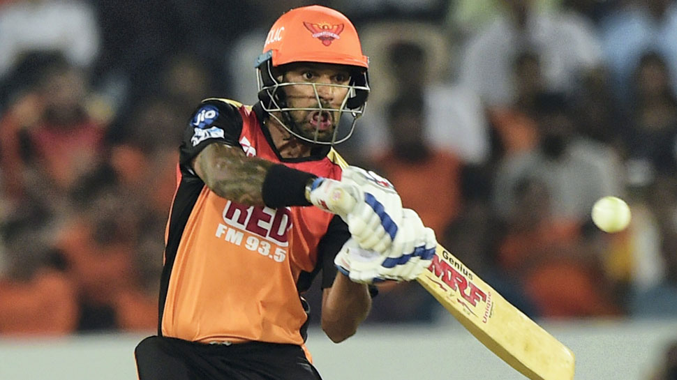 IPL 2019: पैसों की वजह से शिखर धवन ने छोड़ा सनराइजर्स का साथ, दिल्ली ने 3 खिलाड़ियों के बदले खरीदा