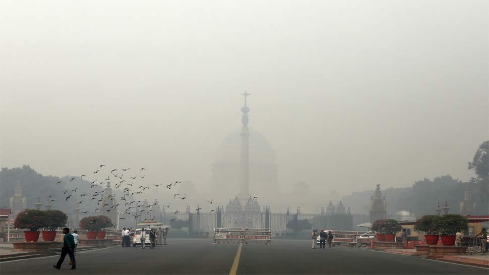 प्रदूषण: CPCB की सिफारिश- दिवाली के बाद दिल्ली में भारी वाहनों की एंट्री पर लगे बैन