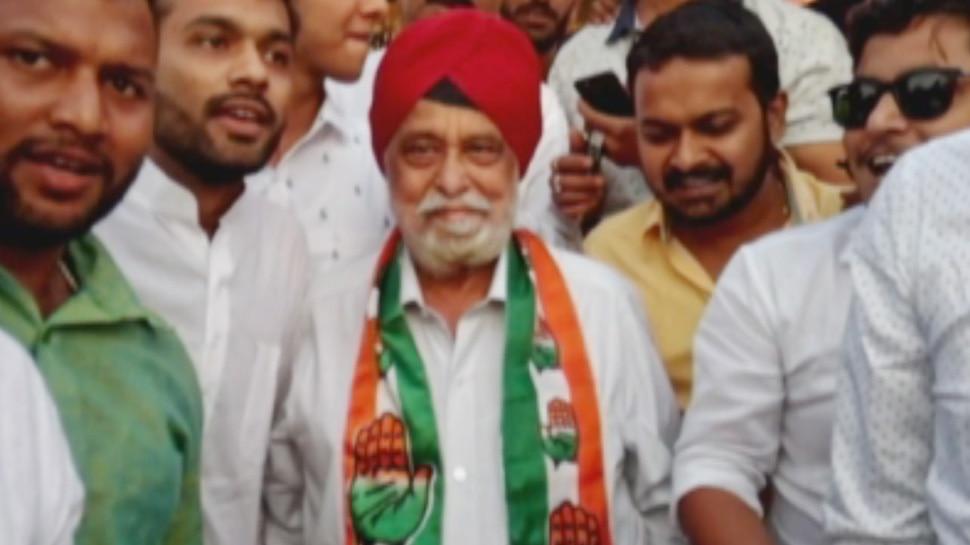 कभी BJP के 'अपराजेय योद्धा' रहे सरताज सिंह को नहीं मिला टिकट, कांग्रेस ने दिया एक और मौका