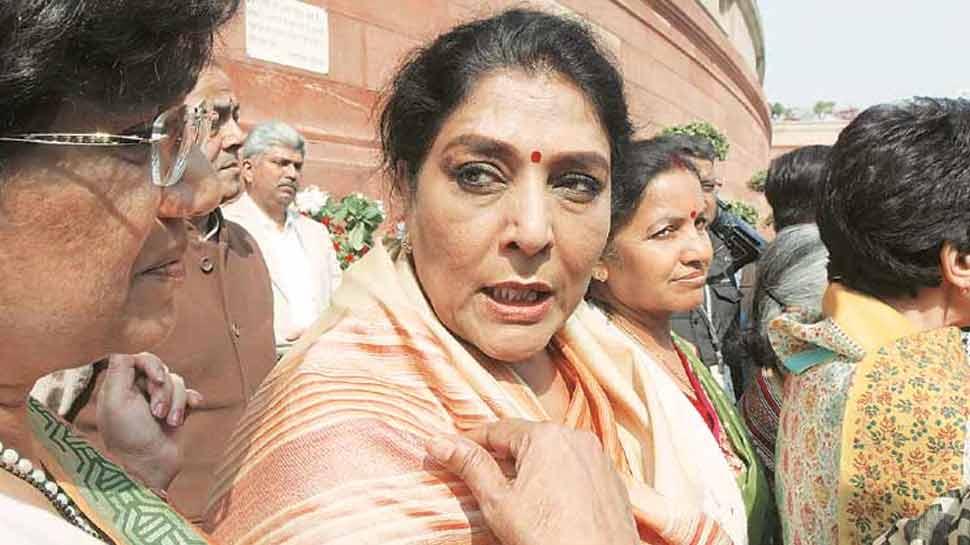 BJP नेता ने हैदराबाद का नाम बदलने को कहा, रेणुका चौधरी बोलीं- 'पहले अपना नाम बदल लो'