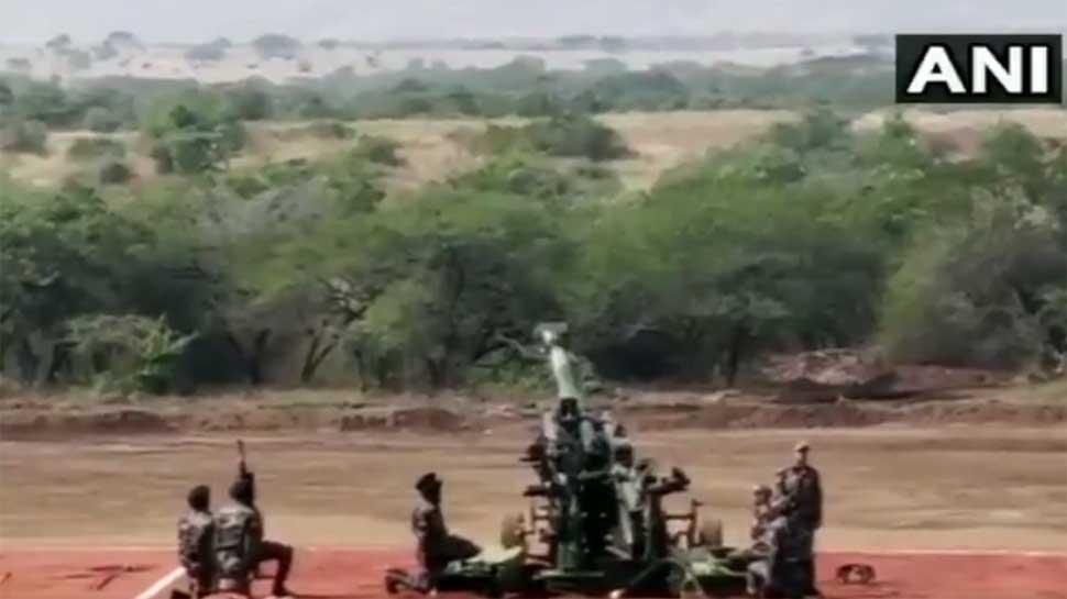 VIDEO: सेना को मिलीं 3 आधुनिक तोप प्रणाली, मैदान में उड़ा देंगी दुश्मनों के होश