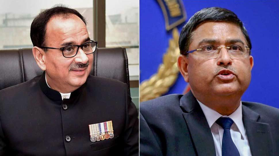 CBI विवाद : आलोक वर्मा ने भ्रष्टाचार के आरोपों का किया खंडन, राकेश अस्थाना भी पहुंचे CVC ऑफिस