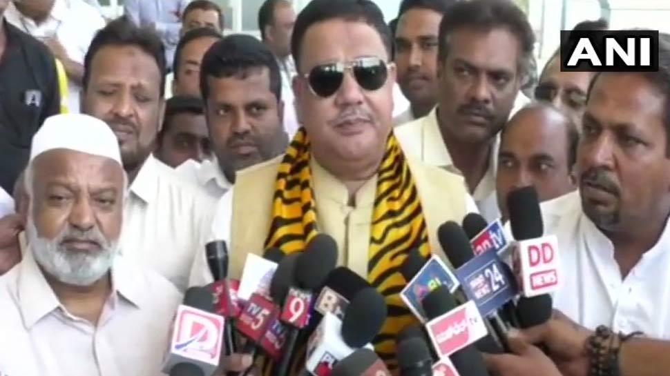 कर्नाटक: टीपू सुल्तान जयंती पर कांग्रेस में ही विवाद, विधायक ने लगाया मुस्लिमों के अपमान का आरोप