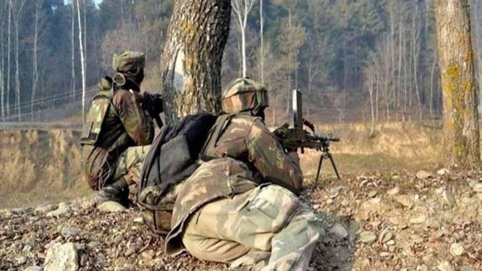 पाकिस्तान की गोलीबारी में एक और जवान शहीद, 3 द'€à¤¿à¤¨ में तीसरी शहादत