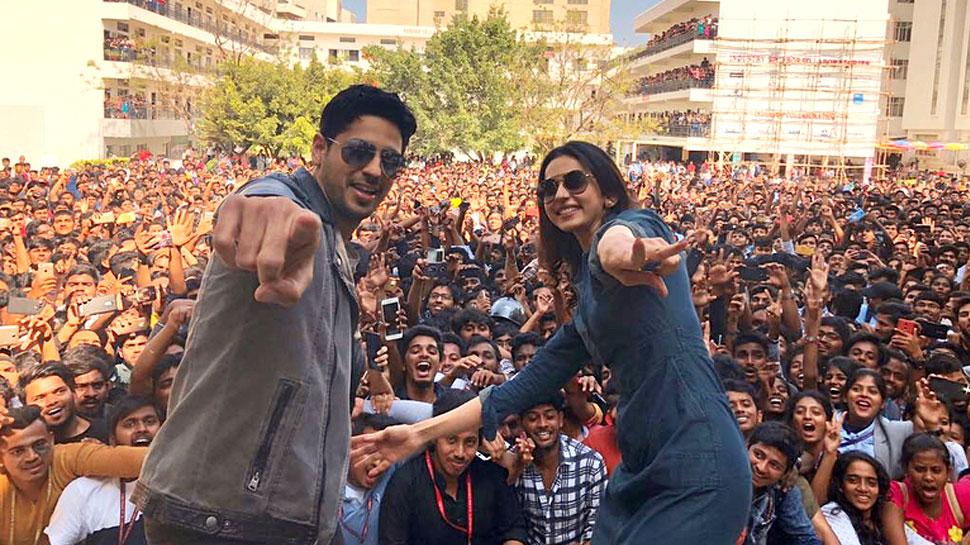 'मरजावां' फिल्म से जुड़ा एक और एक्ट्रेस का नाम, Twitter पर किया खुशी का इजहार