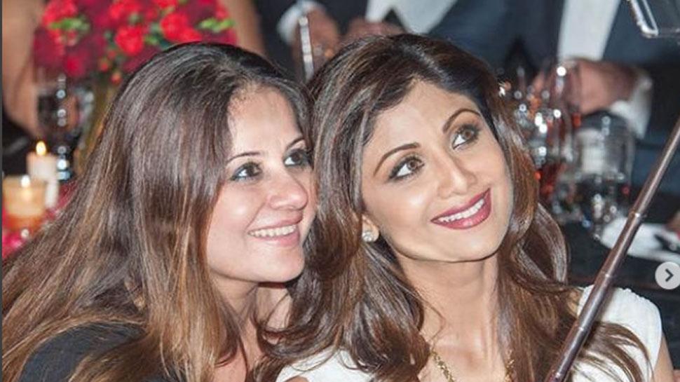 Shilpa with kiran