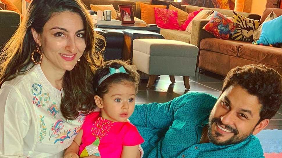 सोहा अली खान बोलीं, 'मेरी बेटी ने दी है मुझे जिंदगी की सबसे बड़ी सीख'