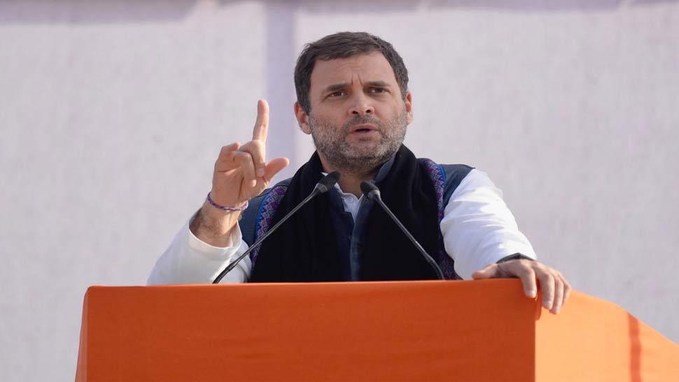 EC, CBI जैसे महत्वपूर्ण संस्थानों के कामकाज में दखल दे रही है मोदी सरकार: राहुल गांधी