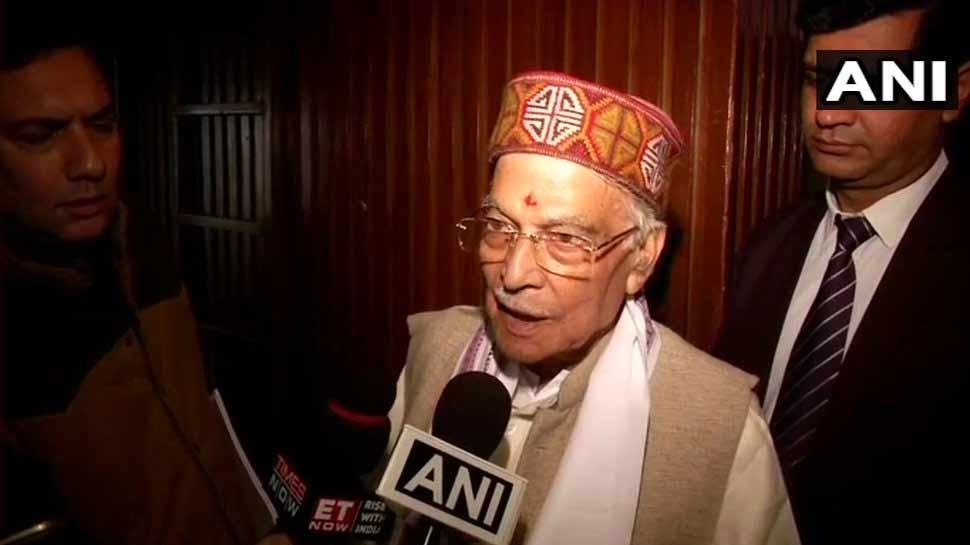 राम मंदिर जनता की मांग है इसलिए अध्यादेश लाने में कोई समस्या नहीं है: मुरली मनोहर जोशी
