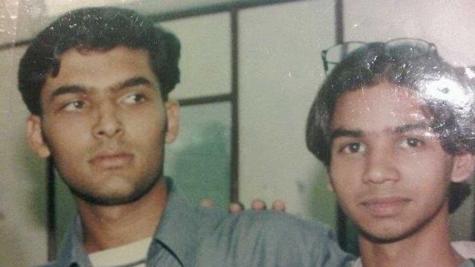 #throwback : 18 साल पहले ऐसे दिखते थे कॉमेडी किंग कपिल शर्मा, शेयर की कॉलेज की फोटो
