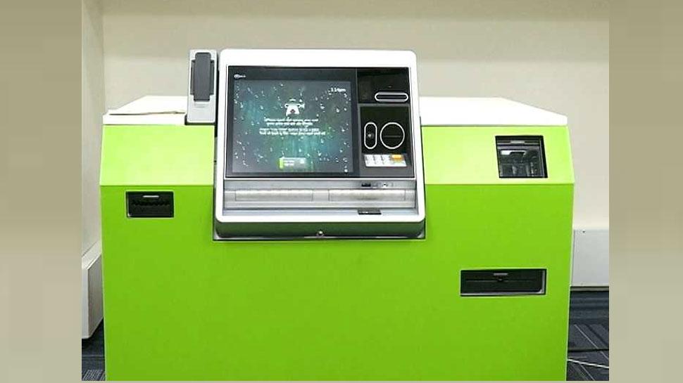अब ATM में चेक डालकर निकालें पैसे, किसी भी समय, बस 1 मिनट में