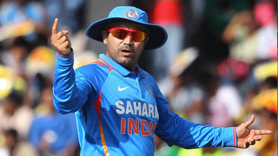 हॉकी विश्व कप: भारत की पहली जीत पर सहवाग ने यूं दी बधाई, धनराज ने किया ऐसे चियर