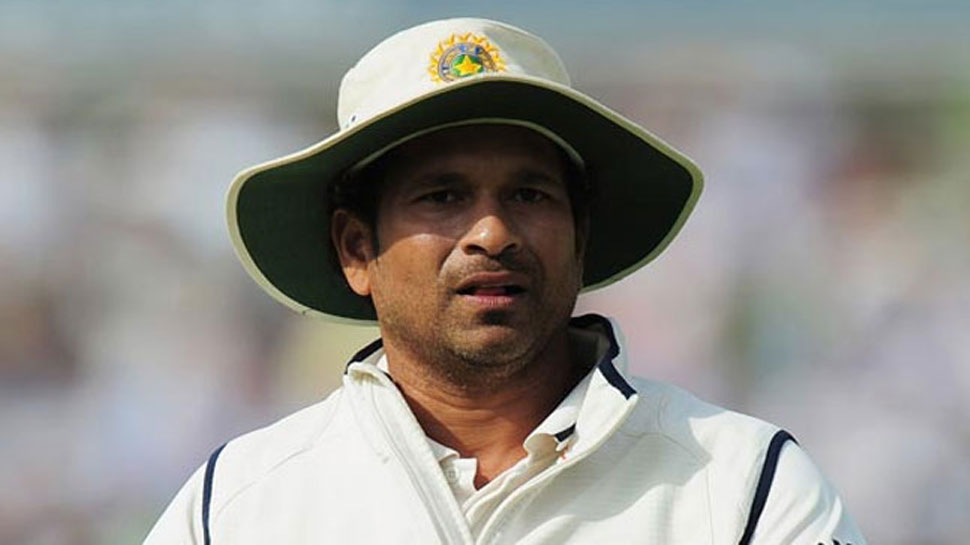 Sachin is on the top