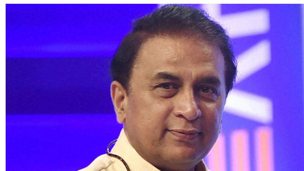 Sunil Gavaskar is at no. 2