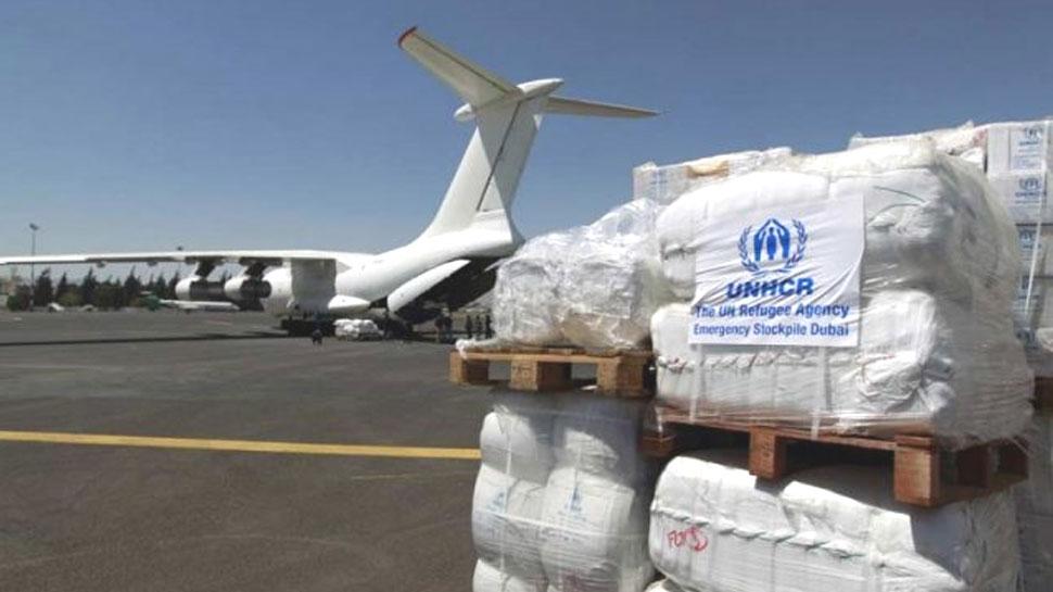 यमन से घायल हूती विद्रोहियों को बाहर निकालेगा यूएन का विमान