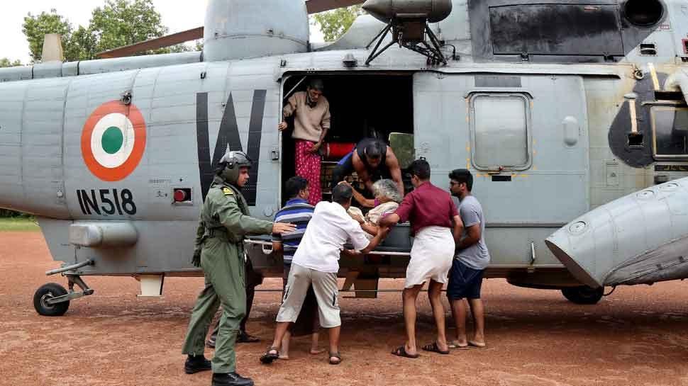 नौसेना ने केरल सरकार की खोली पोल, कहा- हमने 33 करोड़ का नहीं भेजा बिल