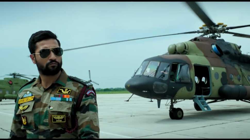 'ये नया हिंदुस्'€à¤¤à¤¾à¤¨ है, ये घर में घुसेगा भी और मारेगा भी...' देखें 'उरी' का दमदार Trailer