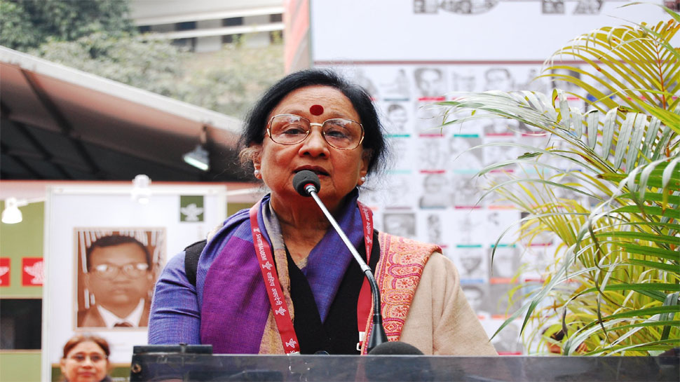 साहित्य अकादमी पुरस्कार 2018: हिंदी में चित्रा मुद्गल को 'नाला सोपारा' के लिए सम्मान