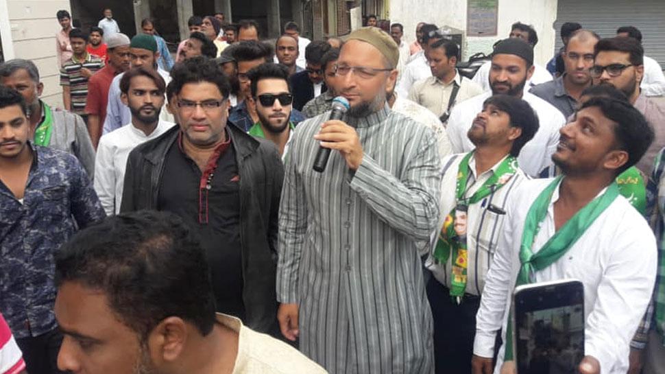 हैदराबाद सिटी में औवैसी की बादशाहत कायम, AIMIM के 7 प्रत्याशी जीते