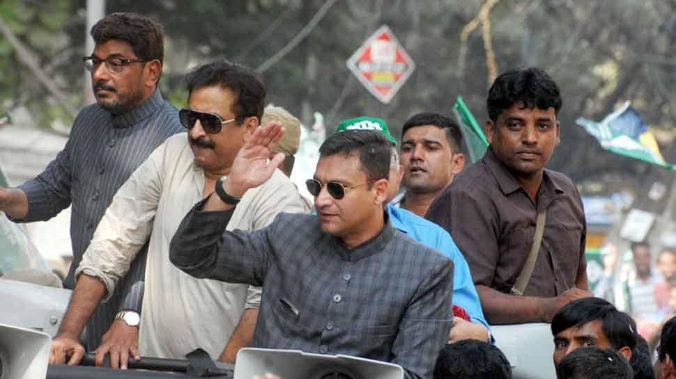 तेलंगाना: ओवैसी की पार्टी को 2.7 फीसदी वोट और 7 विधायक, BJP को 7 फीसदी वोट और 1 विधायक