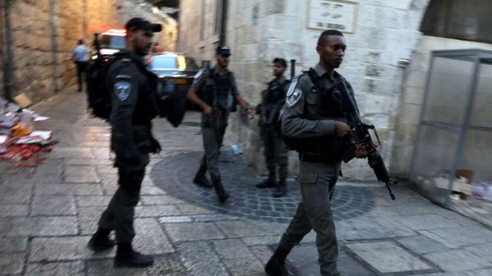 यरुशलम: ओल्ड सिटी में इस्राइली बलों पर हुआ चाकुओं से हमला