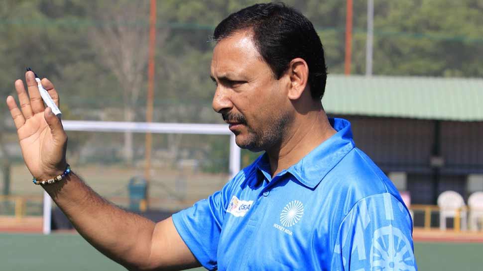 कोच हरेंद्र सिंह ने हॉकी विश्व कप में हार के लिए ठहराया अंपायरिंग को दोषी
