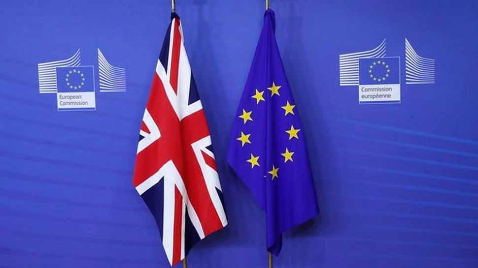 बिना किसी समझौते के ब्रेक्जिट योजना पर तेजी से आगे बढ़ रहा है यूरोपीय संघ
