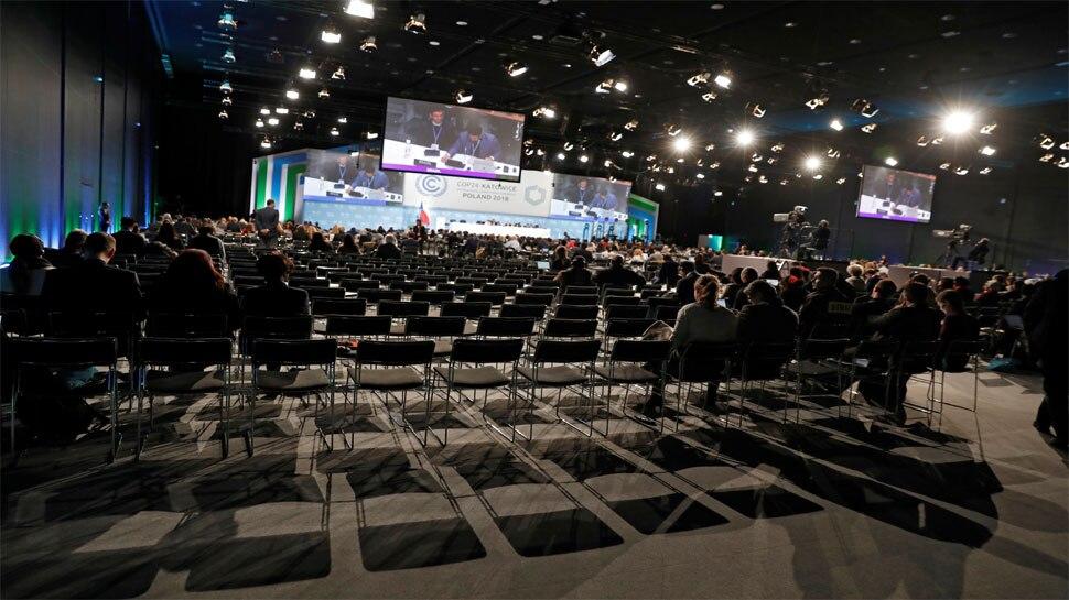 संयुक्त राष्ट्र सम्मेलन की वार्ता में देश जलवायु समझौते के करीब पहुंचे