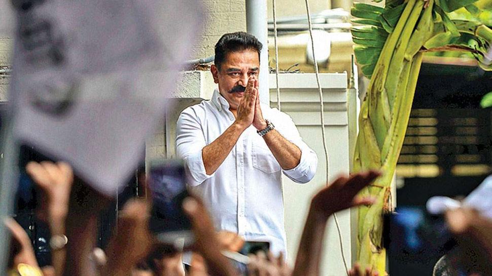 कमल हासन की पार्टी चुनावी तैयारी में जुटी, तमिलनाडु के दौरे पर निकले स्टार प्रचारक