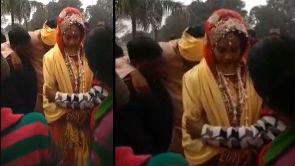 रांची में हुए एक अनोखी शादी, सड़क दुर्घटना में घायल युवक ने ऐसे रचाई शादी