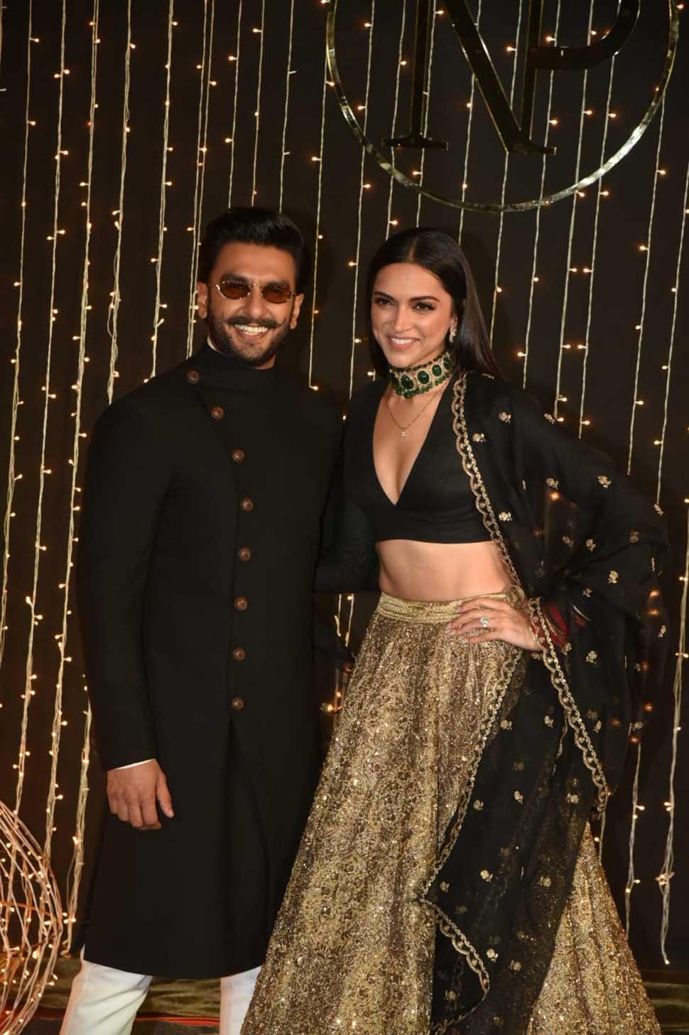 Priyanka-Nick Mumbai reception