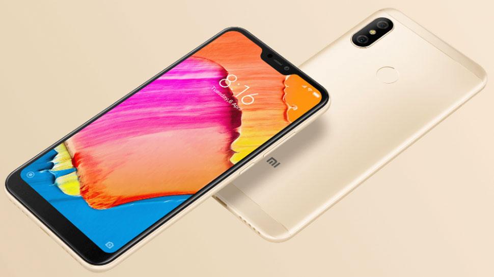 Amazon पर 12 बजे से Xiaomi Redmi 6A की सेल जारी, जानें कीमत और अन्य फीचर्स