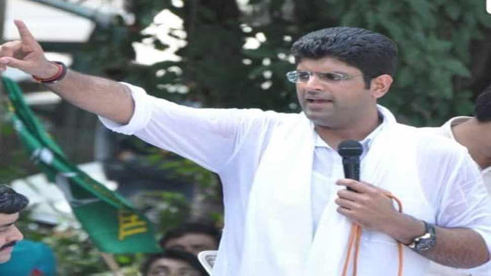 हरियाणा: दुष्यंत चौटाला की नई पार्टी जींद उपचुनाव से करेगी अभियान का आगाज