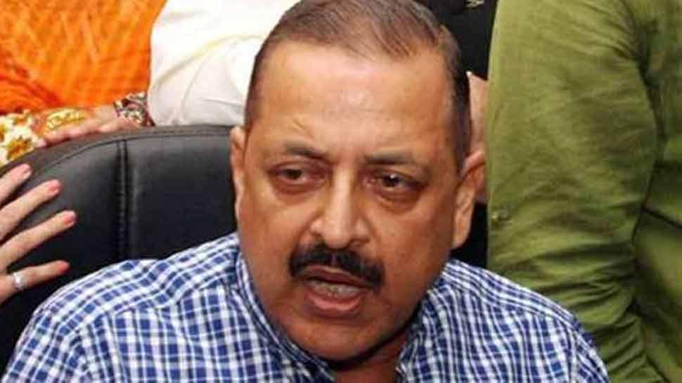 जम्मू कश्मीर समस्या के लिये नेहरू युग की बड़ी गलती जिम्मेदार : जितेन्द्र सिंह