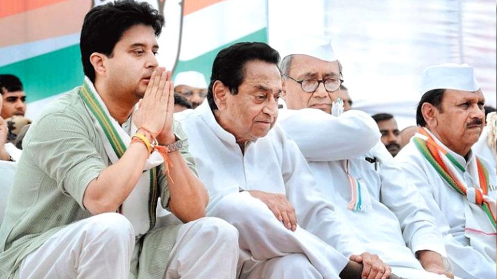 MP: कमलनाथ के मंत्री ही उन्हें नहीं मान रहे 'मुख्य'मंत्री, सिंधिया गुट का अलग राग