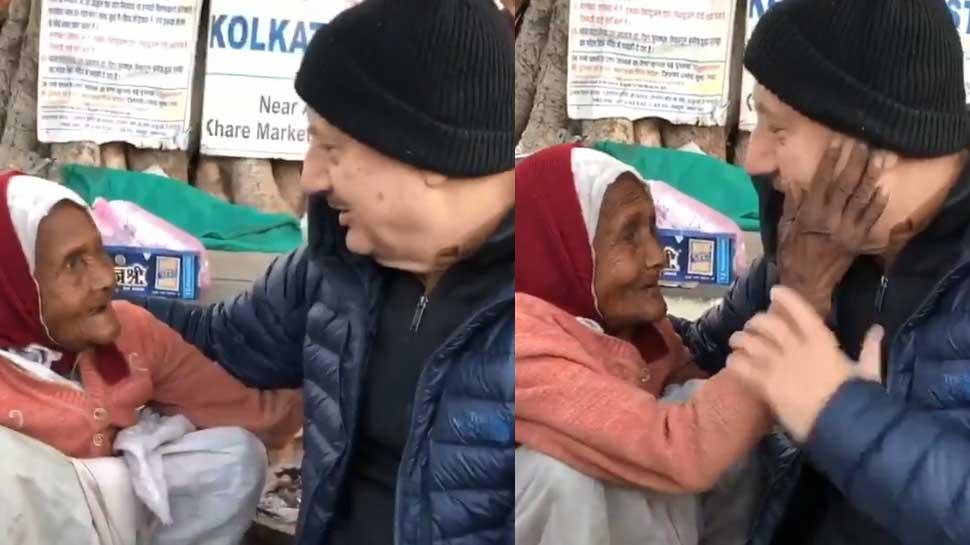 101 साल की उम्र में बेचती हैं चाय, अनुपम खेर ने शेयर किया भावुक कर देने वाला VIDEO