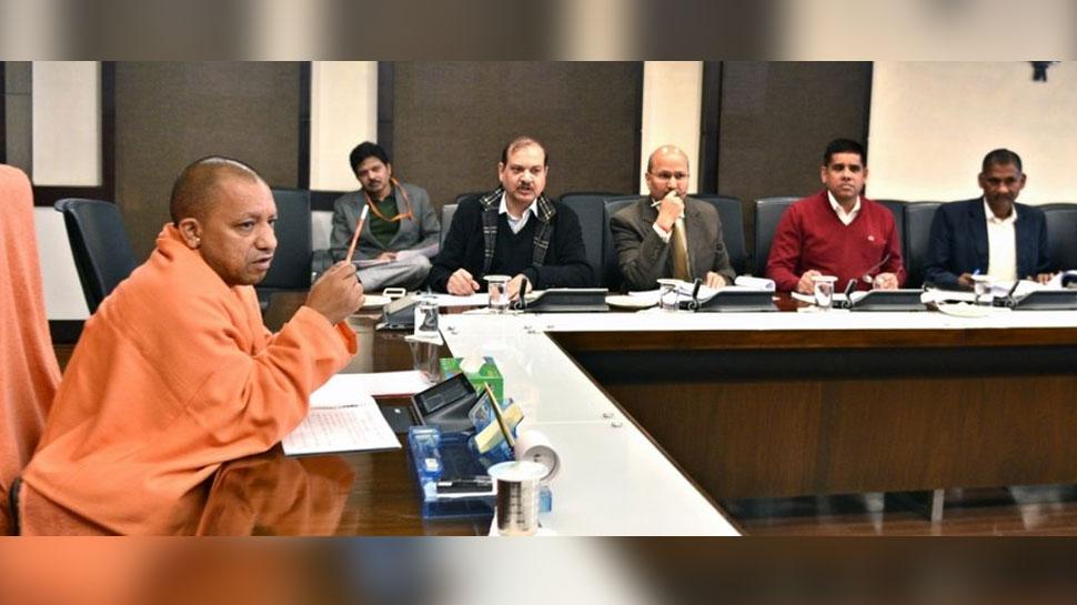 योगी कैबिनेट में दी गौ कल्याण सेस के साथ इन फैसलों पर लगाई मोहर