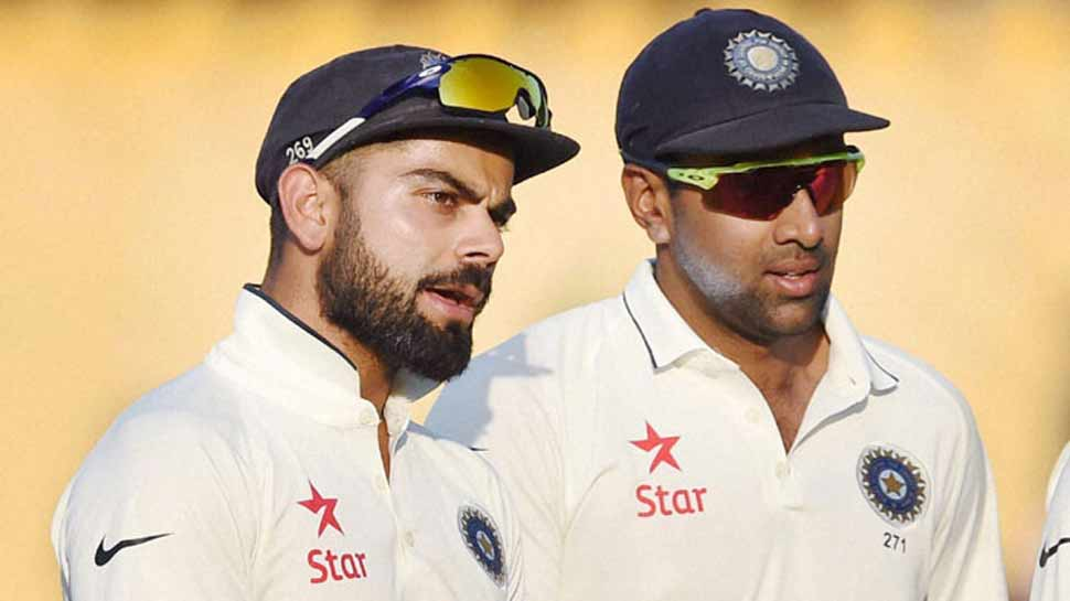 कप्तान कोहली बोले, 'एक तरह की चोटें अश्विन के लिए चिंता का विषय'