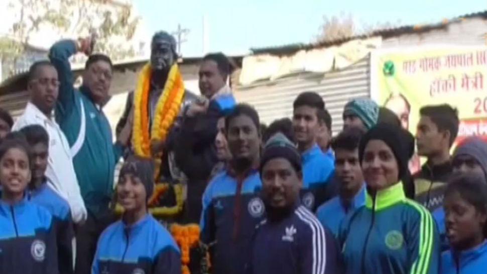 रांची: जयंती पर याद किए गए जयपाल सिंह मुंडा, खिलाड़ियों ने दी श्रद्धांजलि