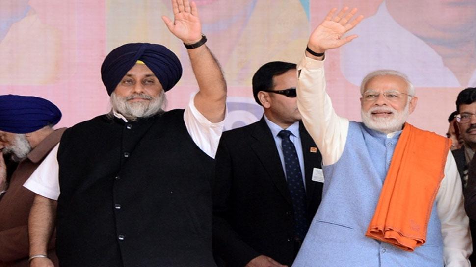 1984 सिख विरोधी दंगा मामले में नामजद हों राजीव गांधी: सुखबीर बादल