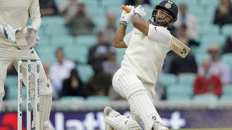 INDvsAUS: ऋषभ पंत ऑस्ट्रेलिया में शतक लगाने वाले पहले भारतीय विकेटकीपर बने