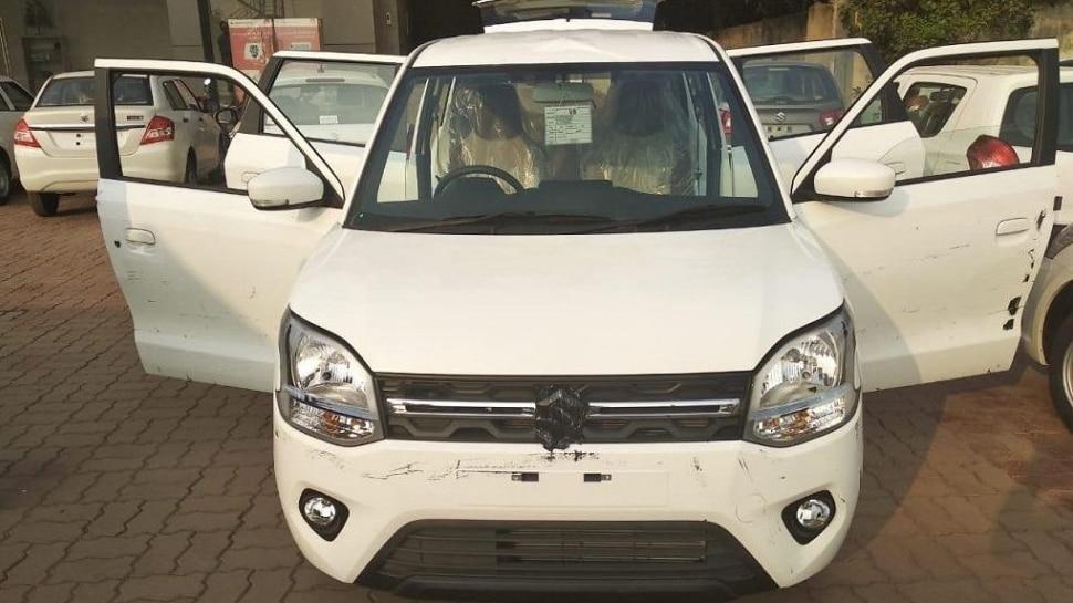 23 जनवरी को लॉन्च होगी नई Wagon R, फोटो लीक, ये होगी कीमत और खासियत