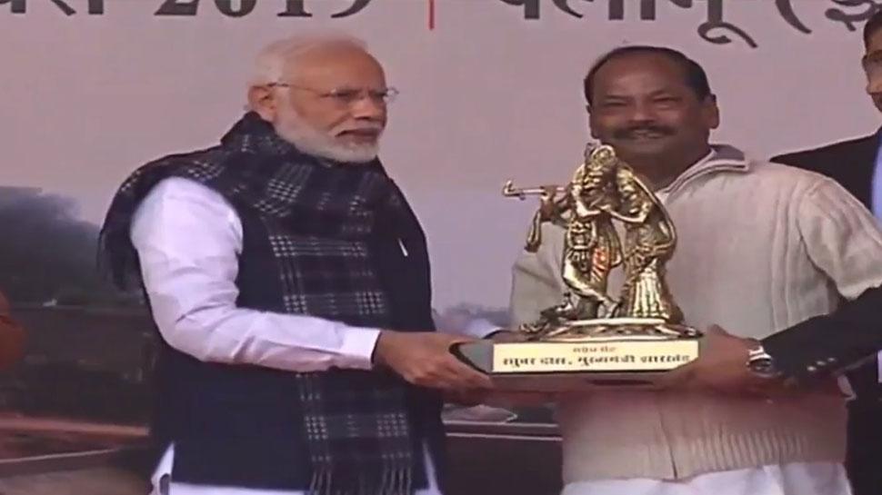 UPA शासन में खराब थी किसान और जवान की हालत, पीएम मोदी ने बदला जीवन- रघुवर दास