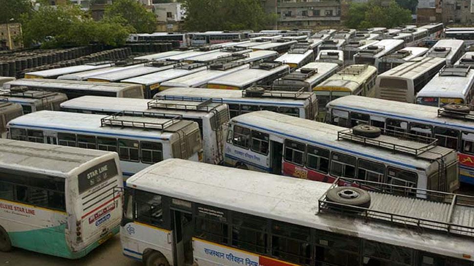रोडवेज विभाग की लापरवाही से खस्ताहाल डूंगरपुर बस डिपो, हुआ लाखों का नुकसान
