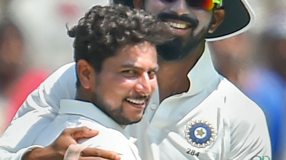 6th Indian Spinner to take 5 wicket haul