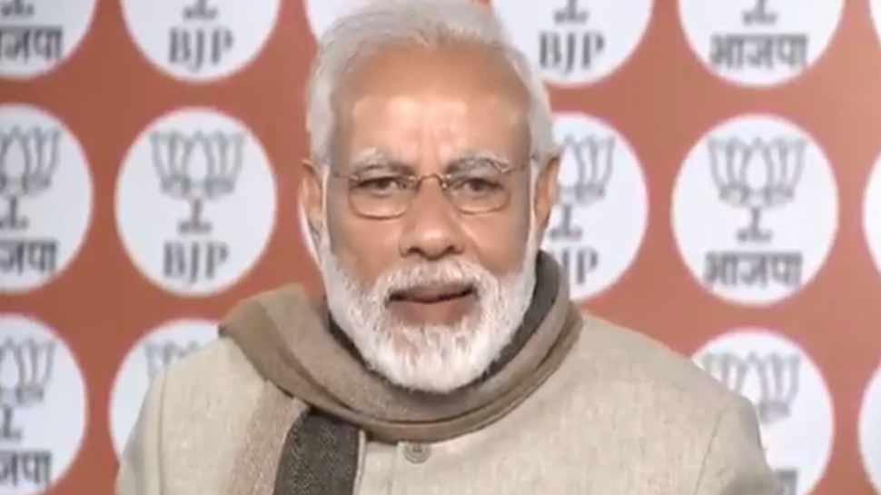 PM मोदी बोले, 'राफेल मामले पर सीतारमण और जेटली ने दिया कांग्रेस के हर झूठ का जवाब'