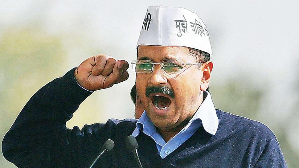 BJP सरकार के समर्थन में आए केजरीवाल, कहा- मिलना चाहिए सवर्णों को 10% आरक्षण