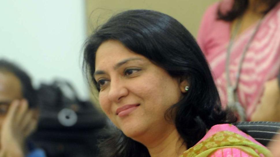 2019 का लोकसभा चुनाव नहीं लड़ेंगी संजय दत्त की बहन, सामने आई ये बड़ी वजह